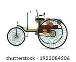 The World's First Car 1886 Benz ...