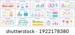 bundle business and finance...   Shutterstock .eps vector #1922178380