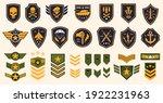 Military Stripes  Emblems....
