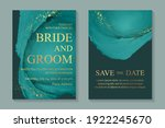 modern abstract luxury wedding...   Shutterstock .eps vector #1922245670