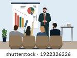 marketer  financial consultant  ... | Shutterstock .eps vector #1922326226