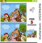 cartoon illustration of finding ...   Shutterstock .eps vector #1922396456