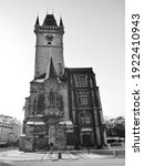 Old Town Hall In Prague In...