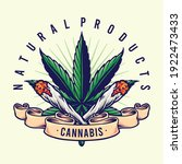 Cannabis Natural Products Joint ...