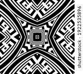 black and white tribal ethnic...   Shutterstock .eps vector #1922535896