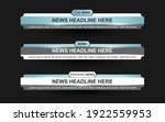 set collection vector of... | Shutterstock .eps vector #1922559953