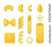 the vector set of different... | Shutterstock .eps vector #1922674469