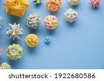 Set Of Multicolor Handmade...