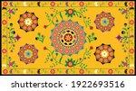 suzane   orient pattrn carpet ...   Shutterstock .eps vector #1922693516