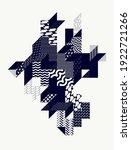 abstract art background.... | Shutterstock .eps vector #1922721266