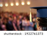 Graduating Student. With An Eye ...
