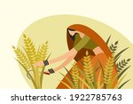 traditionally dressed indian...   Shutterstock .eps vector #1922785763