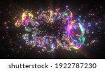 Iridescent Neon Rainbow...