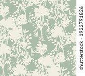 simple floral bouquet... | Shutterstock .eps vector #1922791826
