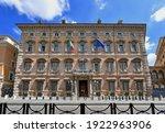 Rome April 20th 2020  Palazzo...