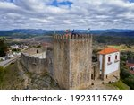 Belmonte City Castle Drone...