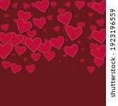 Red Heart Love Confettis....