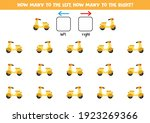 left or right with cartoon... | Shutterstock .eps vector #1923269366