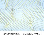 light blue and golden refracted ... | Shutterstock .eps vector #1923327953