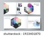 vector layout of square format...   Shutterstock .eps vector #1923401870