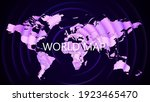 vector. abstract image of the... | Shutterstock .eps vector #1923465470