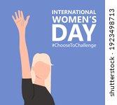 international women s day. 8th... | Shutterstock .eps vector #1923498713