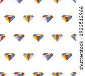 abstract seamless pattern.... | Shutterstock .eps vector #1923512966