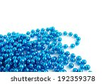 garland isolated on white for... | Shutterstock . vector #192359378