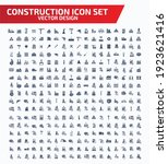 construction and building... | Shutterstock .eps vector #1923621416
