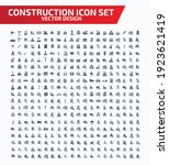 construction and building... | Shutterstock .eps vector #1923621419