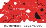trendy abstract background....   Shutterstock .eps vector #1923747080