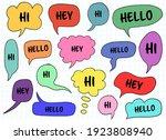 chat box vector design...   Shutterstock .eps vector #1923808940