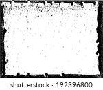grunge frame   Shutterstock .eps vector #192396800
