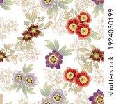 abstract elegance seamless...   Shutterstock .eps vector #1924030199