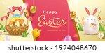 3d Creative Easter Egg...