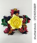 Colorful Scented Potpourri And...