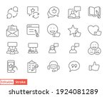 business and finance web line...   Shutterstock .eps vector #1924081289