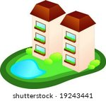 house icon | Shutterstock .eps vector #19243441