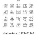 railway. signs at railway... | Shutterstock .eps vector #1924471163