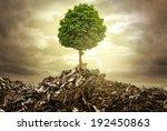 survive | Shutterstock . vector #192450863