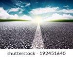 road | Shutterstock . vector #192451640