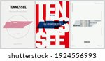 16 of 50 sets  us state posters ...   Shutterstock .eps vector #1924556993