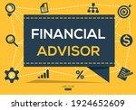 creative  financial advisor ...   Shutterstock .eps vector #1924652609