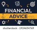 creative  financial advice ...   Shutterstock .eps vector #1924654769