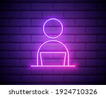 interview  worker  laptop icon. ...