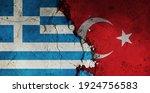 diplomatic relations between...   Shutterstock . vector #1924756583