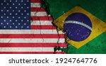 diplomatic relations between...   Shutterstock . vector #1924764776