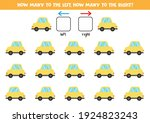 left or right with cartoon... | Shutterstock .eps vector #1924823243