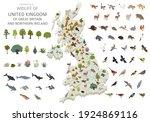 isometric 3d design of united...   Shutterstock .eps vector #1924869116
