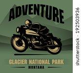 Vintage Motorcycle Adventure...